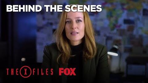 Season 10 Cliffhanger THE X-FILES