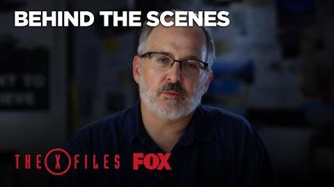 Filmmaker Files A Writer Creates Easter Eggs For Longtime Fans Season 10 Ep. 3 THE X-FILES
