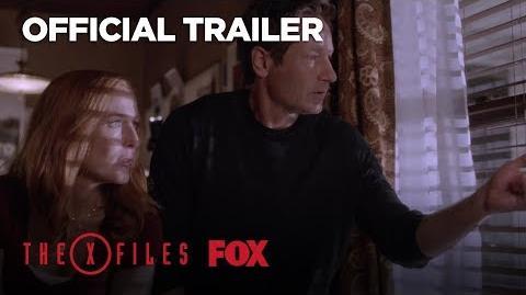 NY Comic-Con Official Trailer THE X-FILES Season 11 THE X-FILES