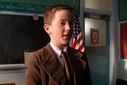 John Fitzgerald Byers Enfant