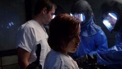 Mulder Scully Quarantaine Toute la vérité 2e partie