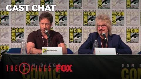 THE X-FILES Panel At Comic-Con 2017 Season 11 THE X-FILES