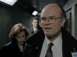 Nemhauser Scully Bill Patterson Visage de l'horreur