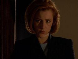 Scully Baiser de Judas
