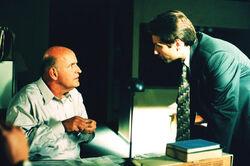 Clyde Bruckman Fox Mulder Voyance par procuration