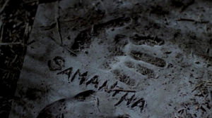 Main empreinte Samantha Mulder