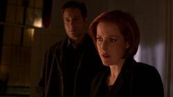 Mulder Scully La Morsure du mal