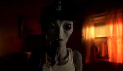 Josh Exley Colon extraterrestre Le Grand Jour