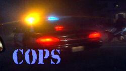 COPS générique Peur Bleue