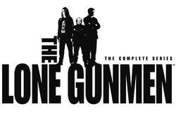 Lone Gunmen Au coeur du complot logo