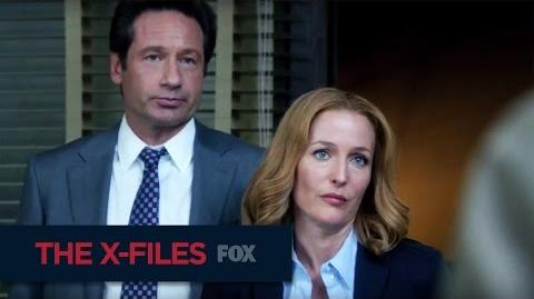 THE X-FILES Spooky Experience