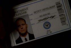 Carte Identité Scott Ostelhoff