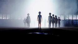 Base Aérienne El Rico Colons extraterrestres 1973 Toute la vérité