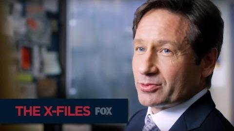THE X-FILES They're Coming