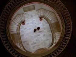 Smithsonian Mulder Scully Baiser de Judas