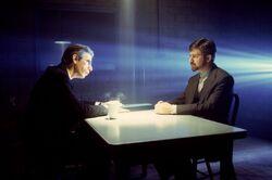 Byers Interrogation Les Bandits solitaires