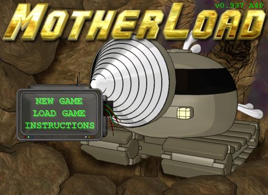 File:Motherload title.png