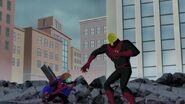 Justice League vs the Fatal Five 1535