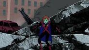 Justice League vs the Fatal Five 1601