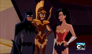 Justice League Action Women (1553)