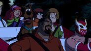 Scooby Doo Wrestlemania Myster Screenshot 0652