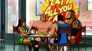 Scooby Doo Wrestlemania Myster Screenshot 1057