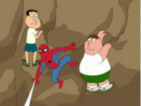 Peter Parker(Spider-Man) (Family Guy Universe)