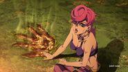 JoJo's Bizarre Adventure Golden Wind Episode 16 1006