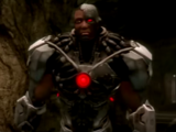 Victor Stone(Cyborg) (Injustice: Gods Among Us)