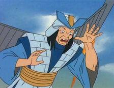 Genju Yoshida (Earth-8107) 0002
