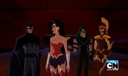 Justice League Action Women (1508)