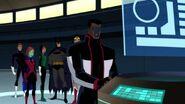 Justice League vs the Fatal Five 2318