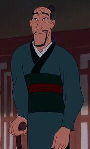 Fa Zhou Mulan