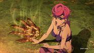 JoJo's Bizarre Adventure Golden Wind Episode 16 1004