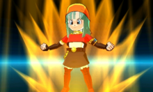 DB Fusions EX-Fusion Character Brapan (Bra + Pan)