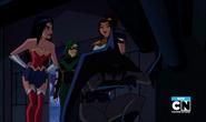 Justice League Action Women (1458)