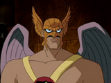 Joseph Gardner/Carter Hall(Hawkman)