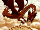 Fang(Avatar Roku's Dragon)