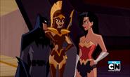 Justice League Action Women (1551)