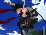 Chizome Akaguro(Hero Killer:Stain)