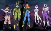 Heroes ghost warriors