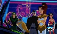 Justice League Action Women (1327)