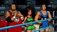 Scooby Doo Wrestlemania Myster Screenshot 0696
