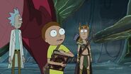 Claw and Hoarder Special Ricktims 0793