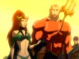 Queen Mera(Flashpoint Paradox)