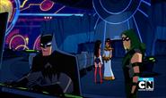 Justice League Action Women (1261)