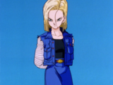 Future Android 18