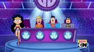 Justice League's Next Top Talent Idol Star (100)
