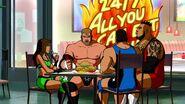 Scooby Doo Wrestlemania Myster Screenshot 1056