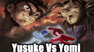 Yu Yu Hakusho Yusuke Vs Yomi English Dubbed